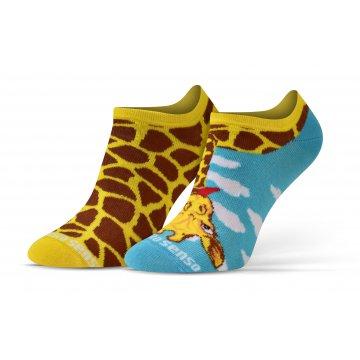 Wesołe stopki Żyrafa 2różne...
