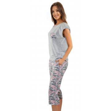 Piżama moro damska krótki...