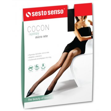 Rajstopy fashion COCON