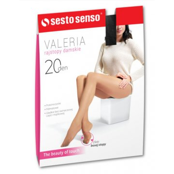 Rajstopy VALERIA 20 DEN